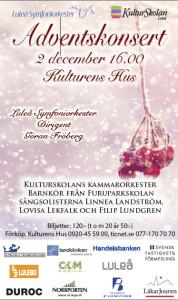 Adventskonsert 2012