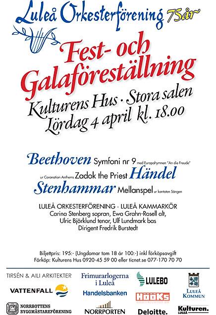 Galaföreställning 2010