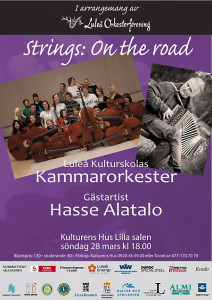 Strings On the Road 2010