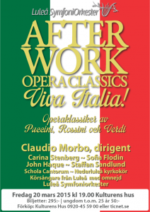 After Work Classics 2015
