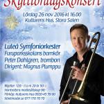 Skyltlördagskonsert 2016